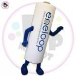 Maskota baterija Eneloop