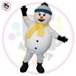 Maskota snežak Snowy