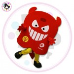 Maskota Red devil